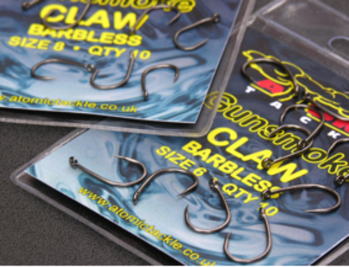 Long Term Product Review – Gunsmoke Claw – Barbless